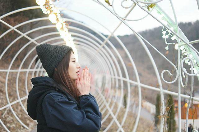 내일 엄청 추워진대요! 감기 조심하세용  #raonlee #이라온  by raon_lee