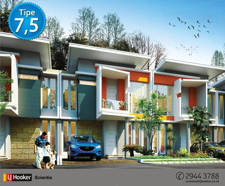 Cluster Garcia @ ModernLand, Tangerang_TYPE 7.5