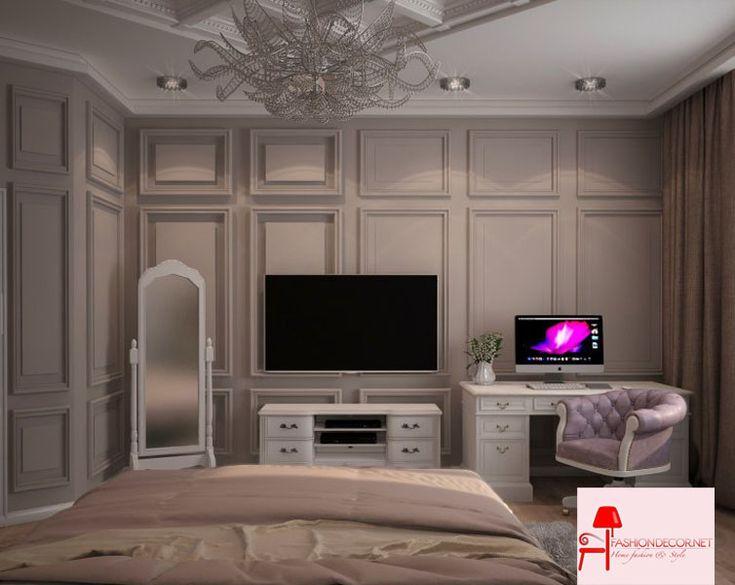 Yatak Odası Tv Ünite Dizayn