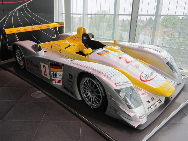 Le Mans car.