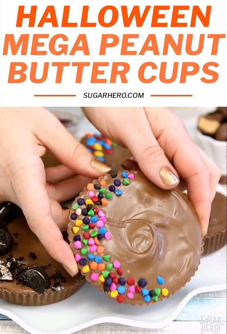 Mega Stuffed Peanut Butter Cups Video