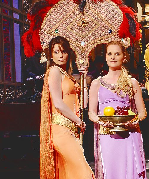 tina fey and amy poehler my love for them knows no bounds
