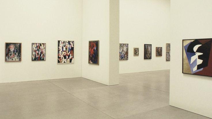 Installation view: Amazons of the Avant-Garde, Deutsche Guggenheim, Berlin