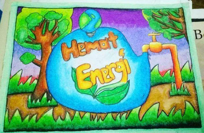 Hasil Gambar Untuk Poster Hemat Energi Poster Gambar Pendidikan