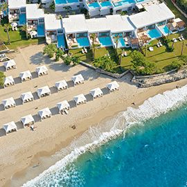 Amirandes - 5 Star Luxury Hotel in Crete Grecotel Exclusive Resorts    #LuxuryHotelCrete  #5StarHotels