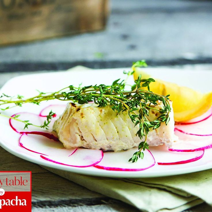 Lime and Dill Ocean Perch or Halibut. #kosher | www.kosher.com