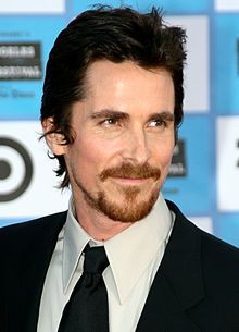 """English actor, Christian Bale, (1974) was born in Wales, to an English mother, and South African father, and grew up in the UK, US, and Portugal. He's most famous for roles in Batman films and Terminator Salvation and Pocahontas. Bale has said: """"I'm accustomed to not having any map for my life""""…. And, """"I've never felt Welsh. I was just born there and I don't remember it. In terms of growing up, it was completely English."""""""