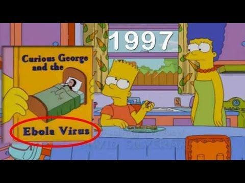 Startling Simpsons Future Predictions: Trump, WW3, And You Won't Believe What Else!!! - YouTube