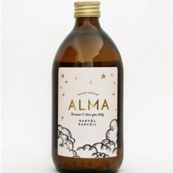 Alma Babycare Oil