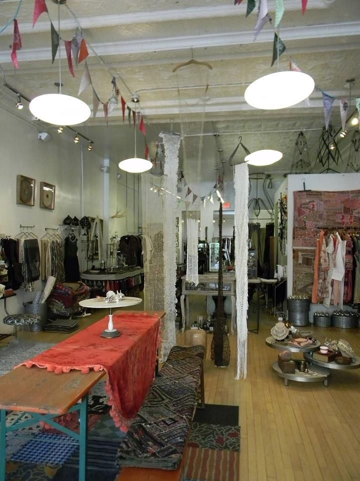 Fabric findings and food from across the globe as robin richman boutique transforms into a