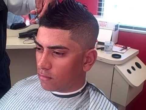 Taper Fade Mohawk | Mohawk Fade Hairstyles