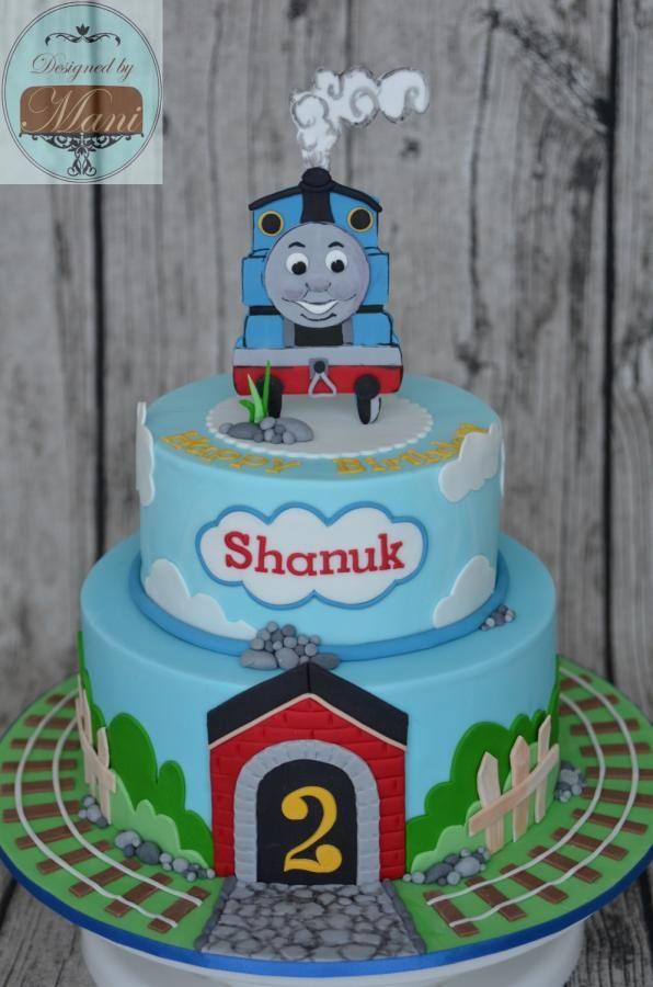 Oltre 25 fantastiche idee su Torte trenino thomas su ...
