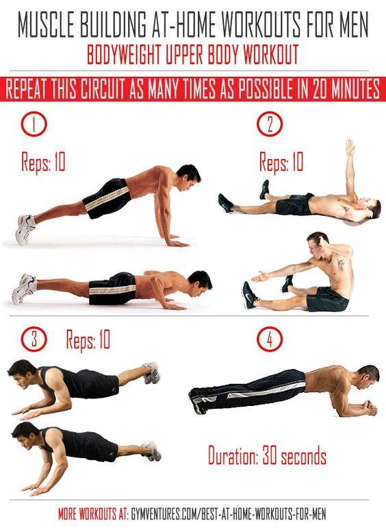 Best Workouts For Men S Weight Loss At Home | sport1stfuture org
