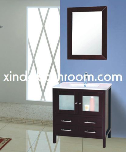 Xinda Bathroom Cabinet Co Ltd Provide The Reliable Quality Wood Bathroom Vanity Units And