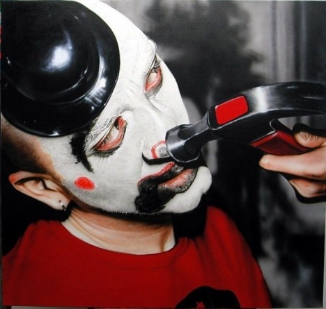 Victor Rodriguez - Hyper Realistic Paintings