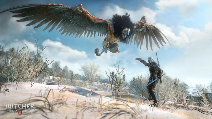 New Witcher 3 Trailer Has it All - GameSpot