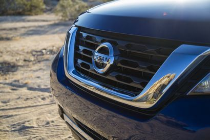 Nissan Announces 2017 Pathfinder Prices