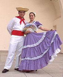 Puerto Rican jibaro costume