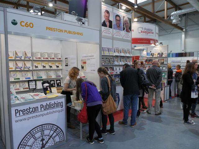 Preston Publishing, książki językowe, Expo Kraków 2014