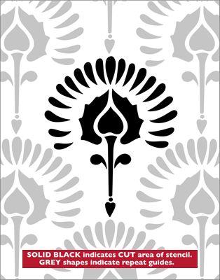93 best Textures images on Pinterest | Stencil patterns, Stencils ...