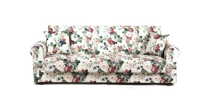 Box-Home • Καναπές - Κρεβάτι Floral