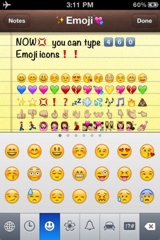 Download Emoji for Computer | Download Emoji New Style app free for iOS devices | ITworld