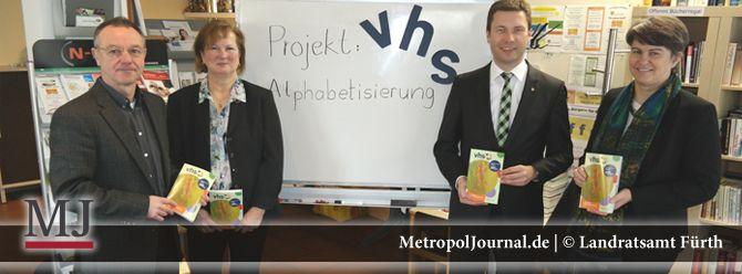 (FÜ) Projektstart Alphabetisierung Erwachsener - http://metropoljournal.de/?p=8261