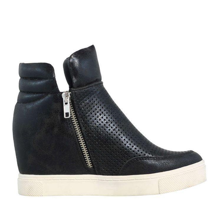 Linqs Wedge Sneaker