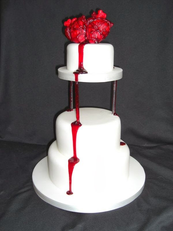 Halloween Cake Decorations Au : 25+ best ideas about Scary halloween cakes on Pinterest ...
