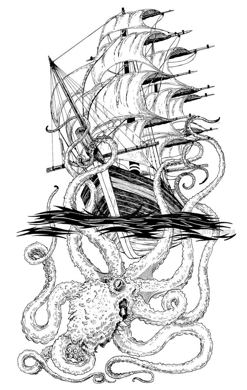 the Kraken!                                                       …