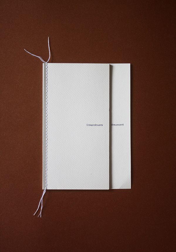 L'inquiétante étrangeté - Freud (Extraits) Édition réalisée par Violaine Warchol http://vayolene.tumblr.com/