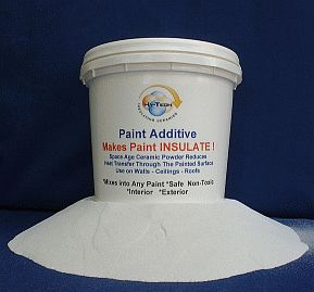 Ceramic Paint Additive Makes Any Paint Insulate You Re