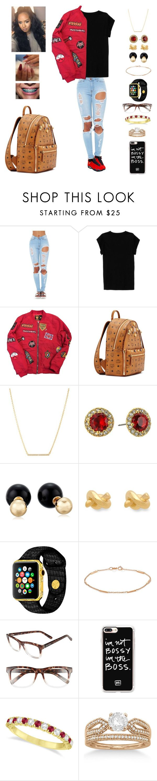 """""""IF IT AINT ABOUT THE MONEY,STOP WAISTING MY TIME💯😘💵💰"""" by lailajohnson ❤ liked on Polyvore featuring Isabel Marant, MCM, Kate Spade, Lauren Ralph Lauren, Betsey Johnson, Jennifer Meyer Jewelry, Bobbi Brown Cosmetics, Casetify and Allurez"""