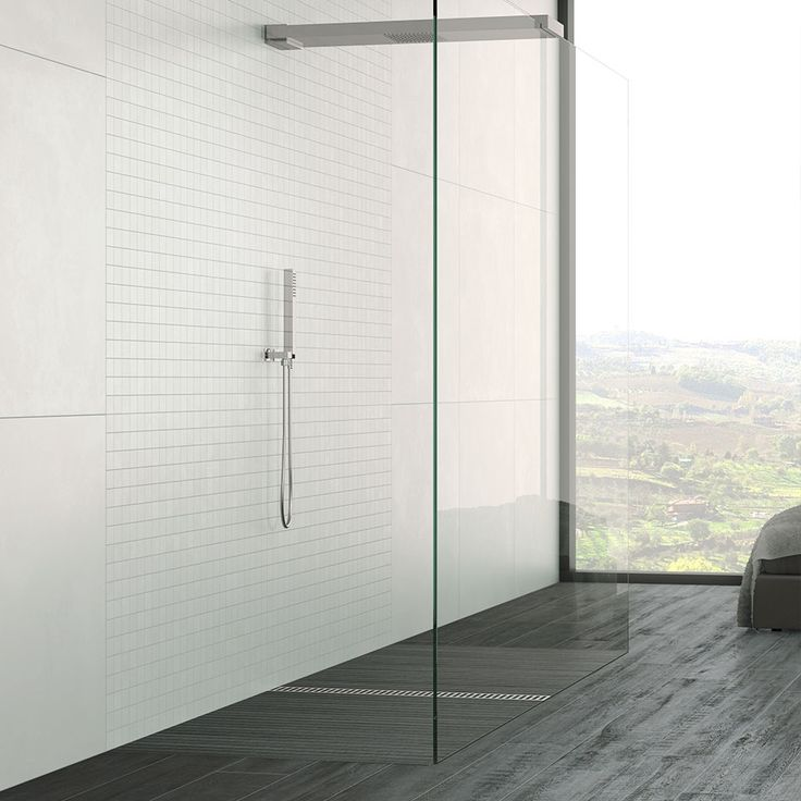 Geef je badkamer een echt welness gevoel door met deze tegels te werken. Elke kleur heeft ook bijpassende decors om te plaatsen in je inloopdouche.