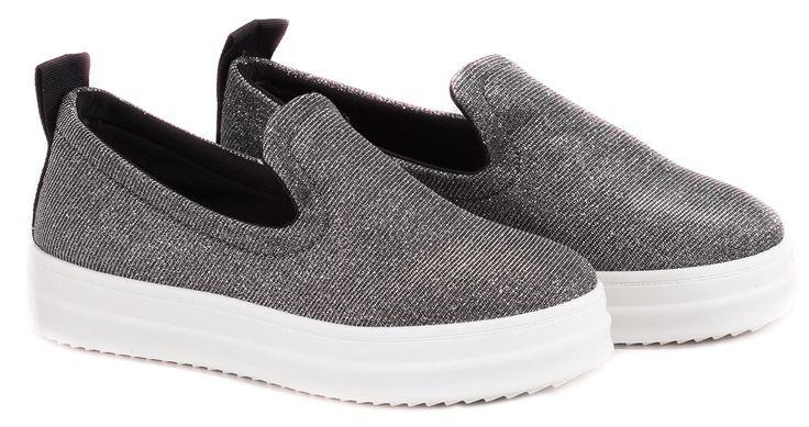 Pantofi sport gri LT66-1G. Reducere 22%.