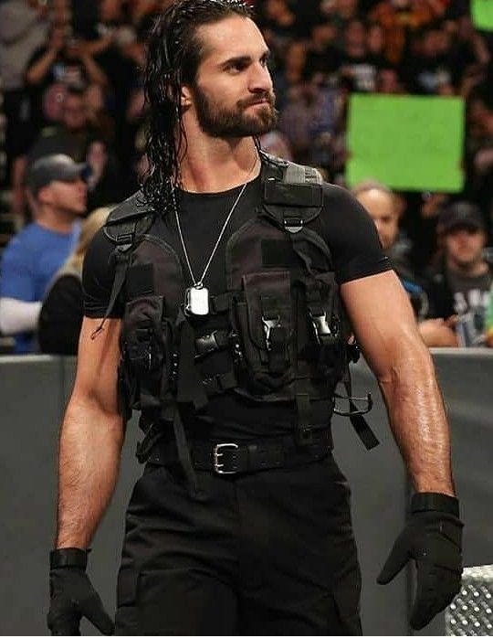 The Shield Seth Rollins