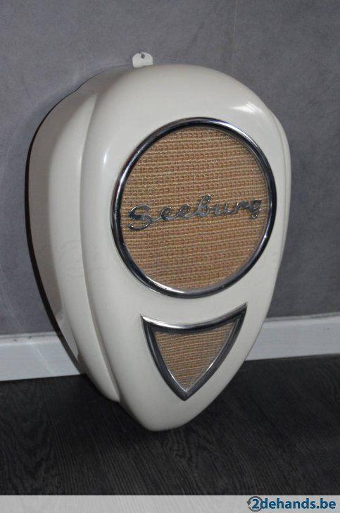 seeburg wall speaker jukebox bakeliet USA 1946 1950