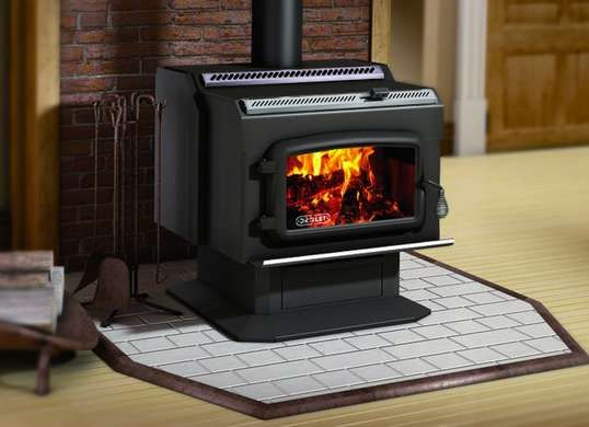 Drolet High-Efficiency Wood Stove Model #DB07200