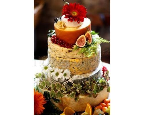IDEA ORIGINALE, TORTA DI FORMAGGIO a Torte Artistiche di Irene Gabellone  #nozze #torta #matrimonio
