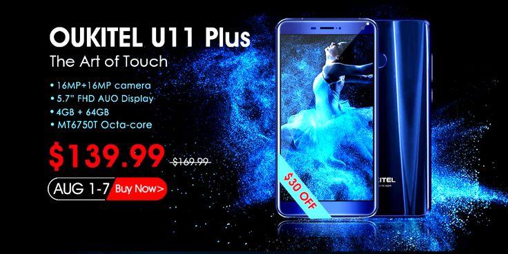 Oukitel U11 Plus: Ο μεγάλος πρωταγωνιστής στις 5.7 ίντσεςhttp://android-phone.gr/news3.html