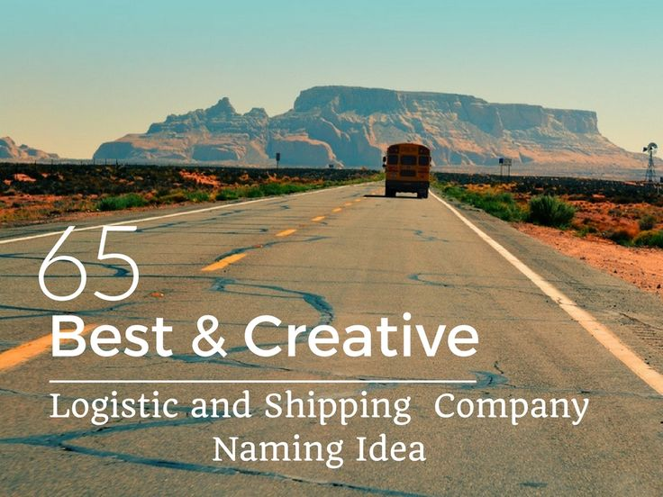 65 Best Shipping Company Names Ideas | Brandyuva.in