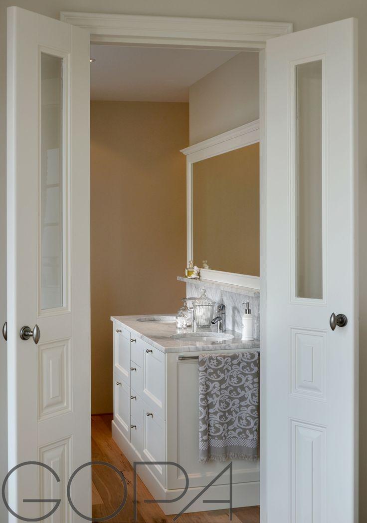 1000 idee n over landelijke badkamers op pinterest landelijke badkamer decoraties rustieke - Landelijke badkamer meubels ...