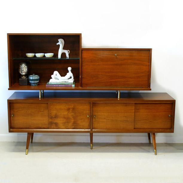 39 Mid Century Cabinets Made With Perfect Taste | DigsDigs