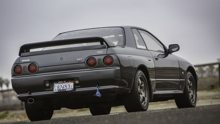 American R32 Nissan Skyline GT-R Importers Say Prices Have Doubled