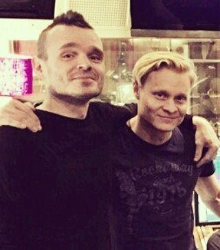 Jani and Olli https://www.instagram.com/p/BDwOK_PnWsQ/
