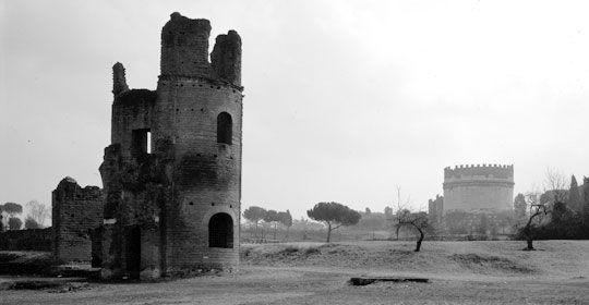 History and acquisitions - Villa di Massenzio