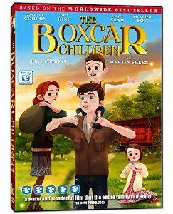 Amazon.com: The Boxcar Children: Martin Sheen, JK Simmons, Joey King, Jadon Sand, Zachary Gordon, Dan Chuba, Mark A.Z. Dippe: Movies & TV