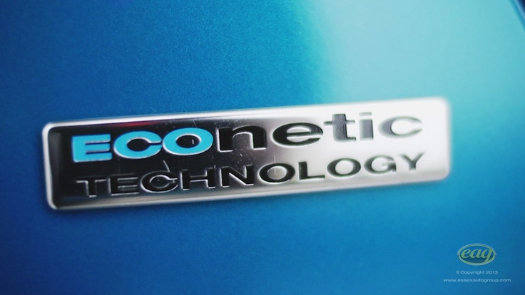 logo technologii ford econetic