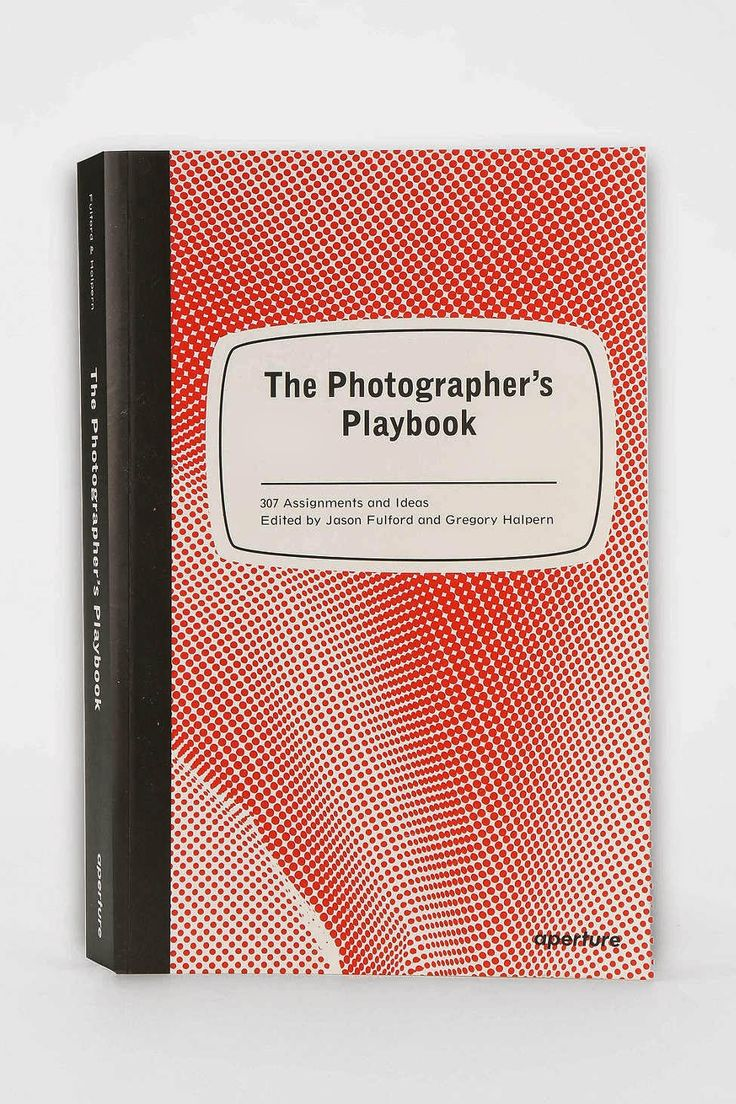 The Photographer's Playbook: 23 Gifts Anyone Obsessed With Photography Will Love!
