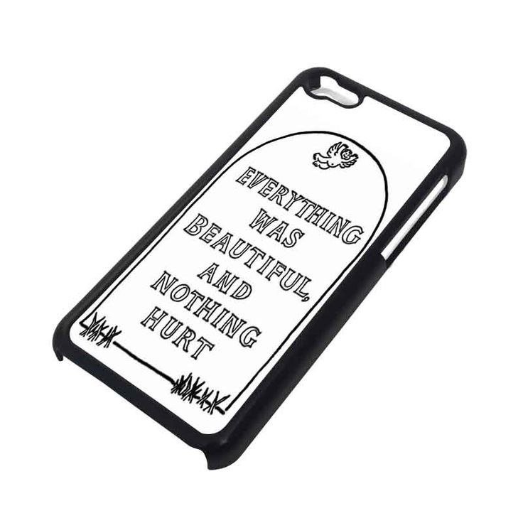 BILLY PILGRIM TOMBSTONE SLAUGHTERHOUSE iPhone 5C Case – favocase